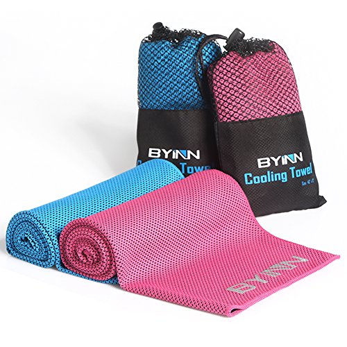 Instant Cooling Towel (40