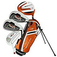 Ray Cook Golf LH Manta Ray 5 Piece Junior Set with Bag Ages 3-5 (Left Handed)