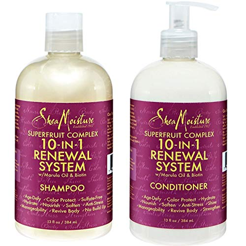 Shea Moisture Superfruit Complex 10-in-1 Hair Growth Renewal