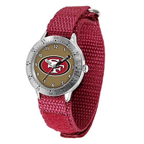 Game Time NFL San Francisco 49ers TailgaterWrist Watch, Team Color, One Size