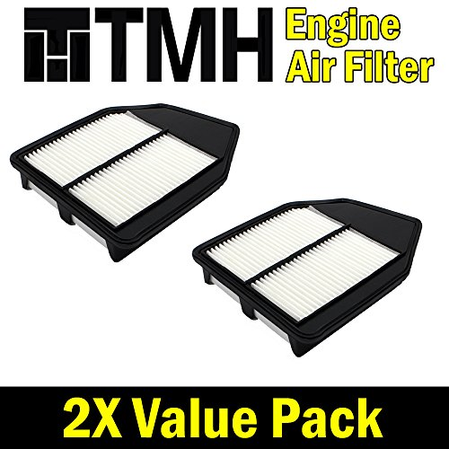 ( Pack of 2 ) TMH® TMH10467 GP467 ( CA10467 ) Premium Rigid EXtra Guard Panel Engine Air Filter