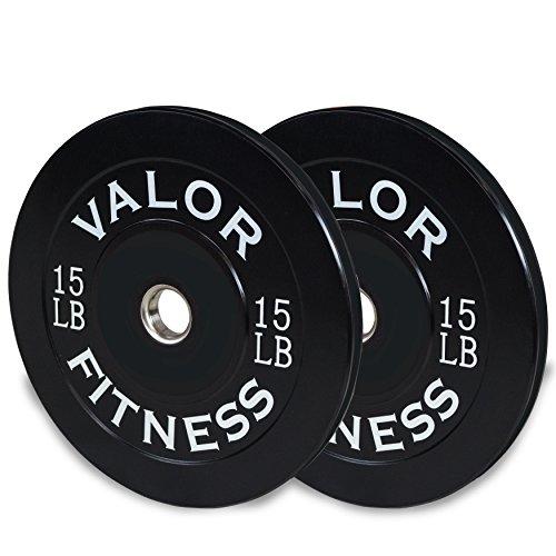 Valor Fitness Bumper Plate