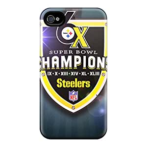 Series Skin Cases Covers For Iphone 6(pittsburgh Steelers)