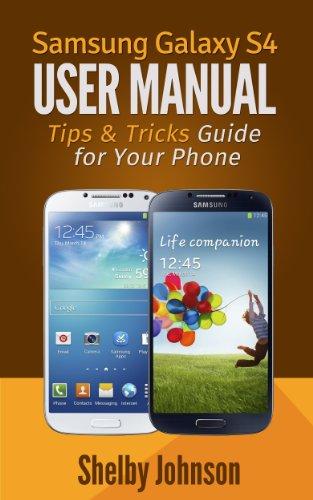 amazon com samsung galaxy s4 user manual tips tricks guide for rh amazon com Galaxy S3 Galaxy S7