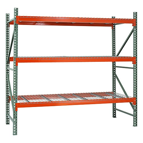 Sandusky Lee PR12042144-3 Pallet Rack Starter Kit-3 Level, 120