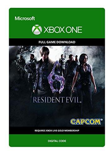 Resident Evil 6 - Xbox One Digital Code