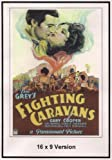Fighting Caravans 16x9 Widescreen TV. by Gary Cooper