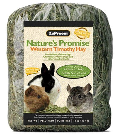 Zupreem Natures Promise Timothy Hay 40oz, My Pet Supplies