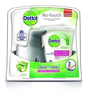 Dettol - Dispensador automático de jabón: Amazon.es: Salud y cuidado personal