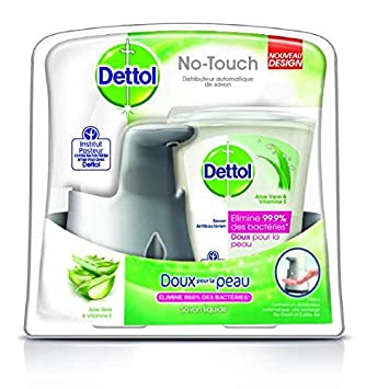 Dettol - Dispensador automático de jabón 5410036272206
