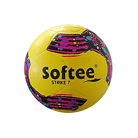 Jim Sport BALON FUTBOL 7 SOFTEE STRIKE: Amazon.es: Deportes y aire ...