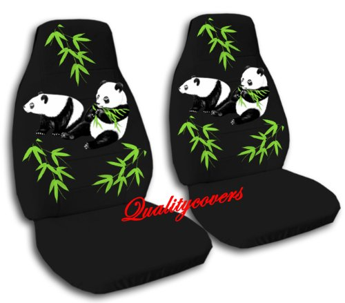 panda bear car seat covers - 1