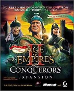 Age of Empires II: The Conquerors Expansion: Official
