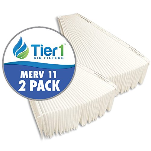 Aprilaire 401 Replacement Air Filter For Model 2400 Air Cleaners 2 Pack