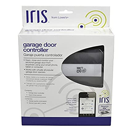 IRIS Garage Door Controller - Linear GD00Z-1  sc 1 st  Amazon.com & IRIS Garage Door Controller - Linear GD00Z-1 - - Amazon.com