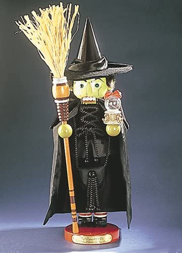 Steinbach Wizard Of Oz Wicked Witch 21 Ltd Edition Christmas Nutcracker Es1807 Amazon Ca Home Kitchen