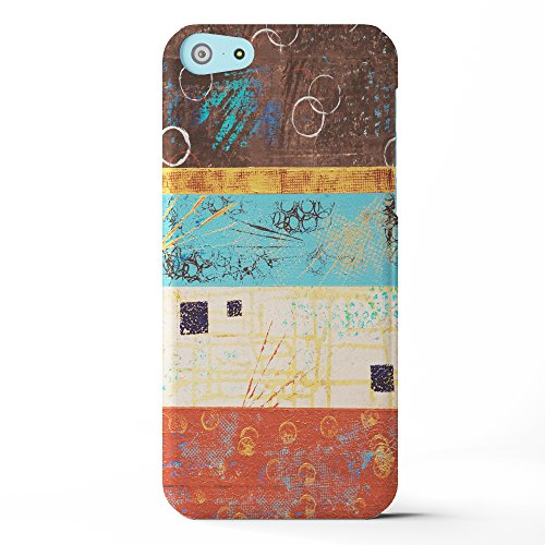 Koveru Back Cover Case for Apple iPhone 5C - Parallel Pattern