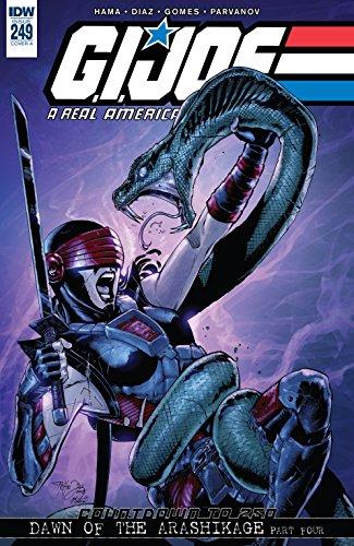 Amazon.com: G.I. Joe: A Real American Hero #249 eBook: Larry ...