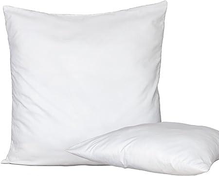 Imbottitura Cuscini Divano.Bed Store Set 4 Pezzi Anima Imbottitura Anallergica Per Cuscini