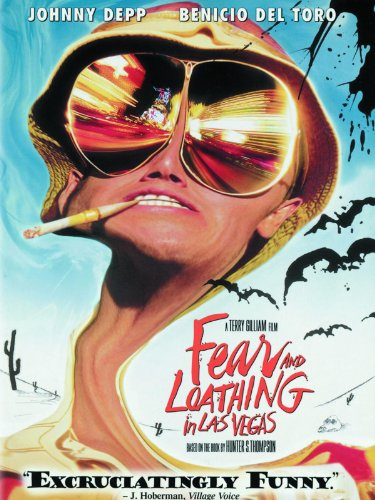 Fear and Loathing in Las - Las And Vegas Depp Johnny Loathing Fear