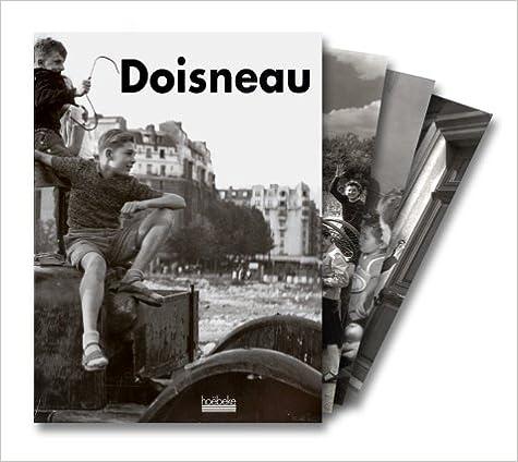 Coffret Doisneau, volumes