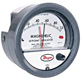 Dwyer® Magnehelic® Differential Pressure Gage, 2000-0-SP 0-0.50