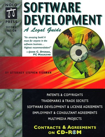 Web Software Development Legal Guide product image