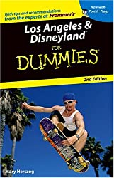 Image of the product Los Angeles & Disneyland that is listed on the catalogue brand of Brand: For Dummies.