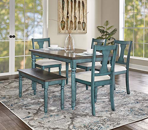 Powell Furniture Willow Dining Group, Multicolored