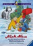 img - for Nick Nase und die verschwundene Weihnachtskarte. (Ab 7 J.). book / textbook / text book