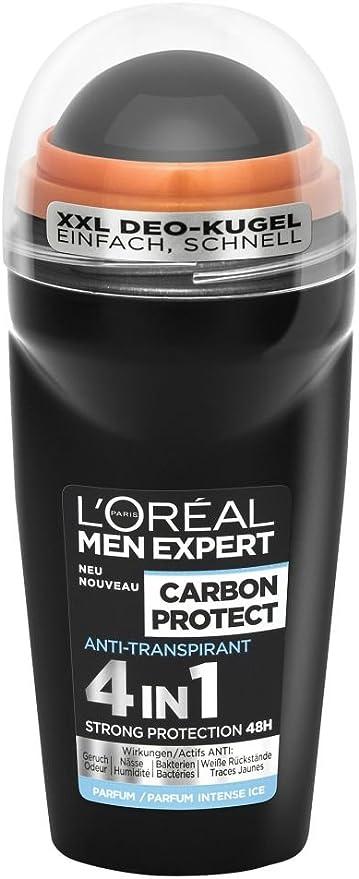 LOreal, Desodorante - 6 de 50 ml. (Total 300 ml.): Amazon.es: Belleza