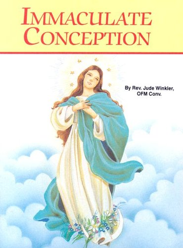 The Immaculate Conception (Package of 10) (St. Joseph Picture Books)