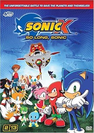 eea265fbea0 Amazon.com  Sonic X  So Long