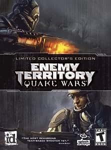 Enemy Territory Quake Wars Collectors Edition