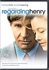 REGARDING HENRYARTIST : FORDHARRISONRATING : PG13TYPE : DVDGENRE : DramaMFG NAME : PARAMOUNT HOME VIDEO VENDOR : UNIVERSAL STUDIOS HOME ENTERT.