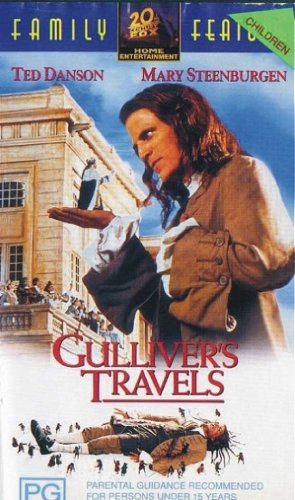 Gulliver's Travels POSTER Movie (27 x 40 Inches - 69cm x 102cm) (1996)
