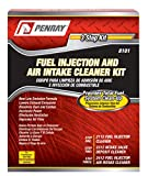 Premium Parts LLC. Penray 8101 3 Step Fuel Injection and Air Intake Cleaning Kit