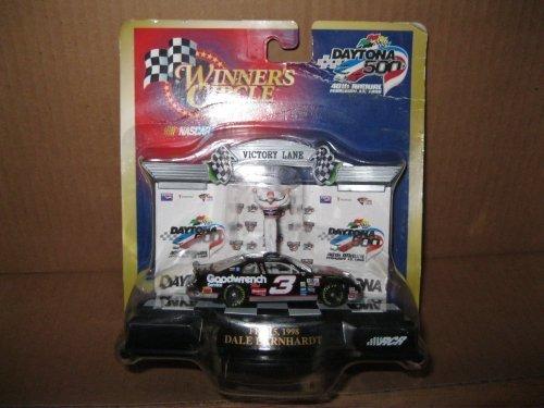 Winner's Circle Dale Earnhardt #3 Daytona 500 40th Annual February 15, 1998 Diecast Victory Lane from Winner's Circle