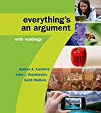 img - for Everything's an Argument with Readings book / textbook / text book