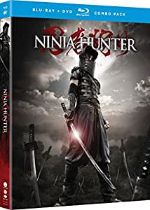 Ninja Hunter: Movie (SUB Only) (Blu-ray/DVD Combo)