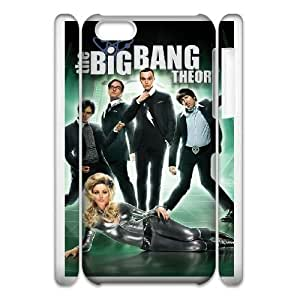 iphone 5C 3D Phone Case The Big Bang Theory F6597702