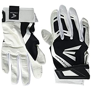 Easton ZF7VRS Fastpitch Batting Glove WH/BK M