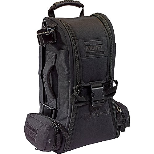 MERET The Recover Pro O2 Response Bag (Black) by Meret