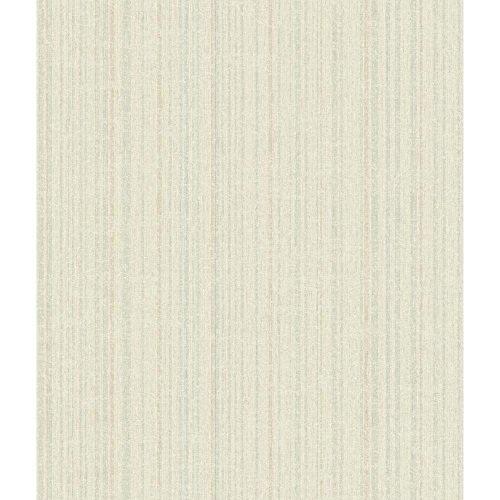 (York Wallcoverings FD8517SMP Texture Portfolio Multicolor Stripe Wallpaper Memo Sample, 8-Inch x 10-Inch, Beige, Pale Sky Blue, Light Mint Green, Pale Taupe)