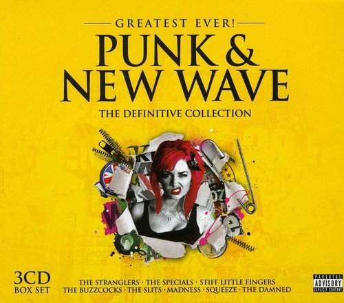 Punk New Wave VARIOUS ARTISTS