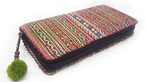 Women and Men Fabric Wallet, Size 10wx20l Cm. (pack of 3). by rainnectarj1981ashop