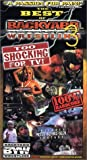 THE BEST Of BACKYARD WRESTLING 3:  TOO SHOCKING FOR TV! [VHS]
