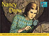 Nancy Drew: Twelve Classic Covers from America's Favorite Teenage Sleuth (Magnetic Postcards)
