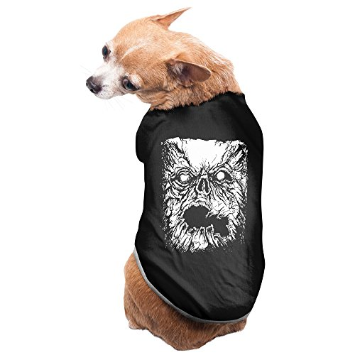 Necronomicon Cthulhu Mythos Black Dog Clothes Chic Style Dog (Pimps Outfit)