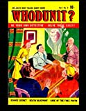img - for Whodunit #3: 1948 Detective-Mystery Comic book / textbook / text book
